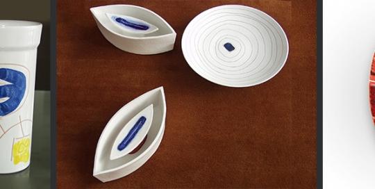 Keramikobjekte